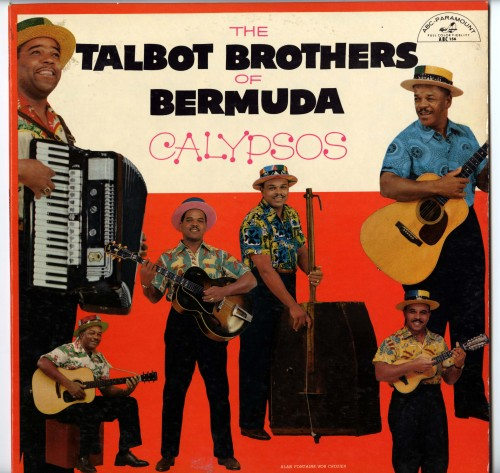 An album cover suitable for framing; and you can't beat that Calypso accordion