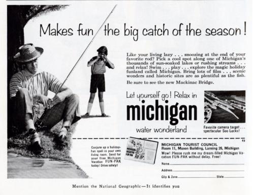1959 National Geographic Magazine