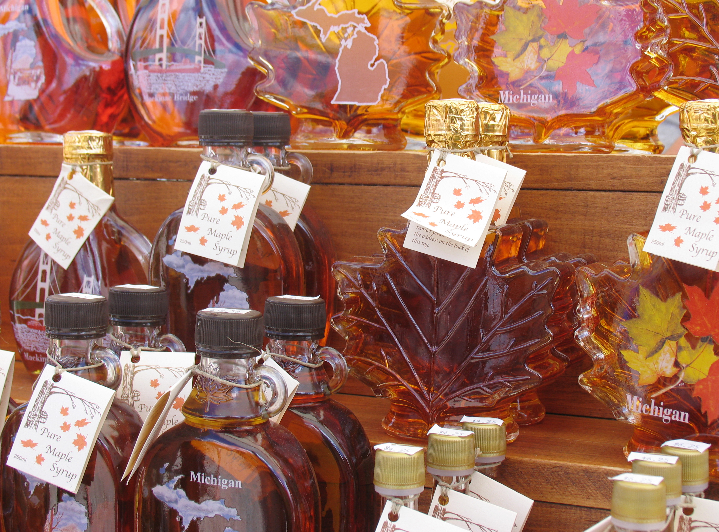 Valentines Maple Syrup