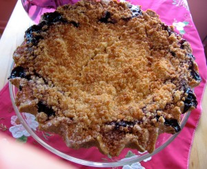 Tom's Cheery Cherry Cherry Berry Pie from Sweetie-Licious Bakery Cafe
