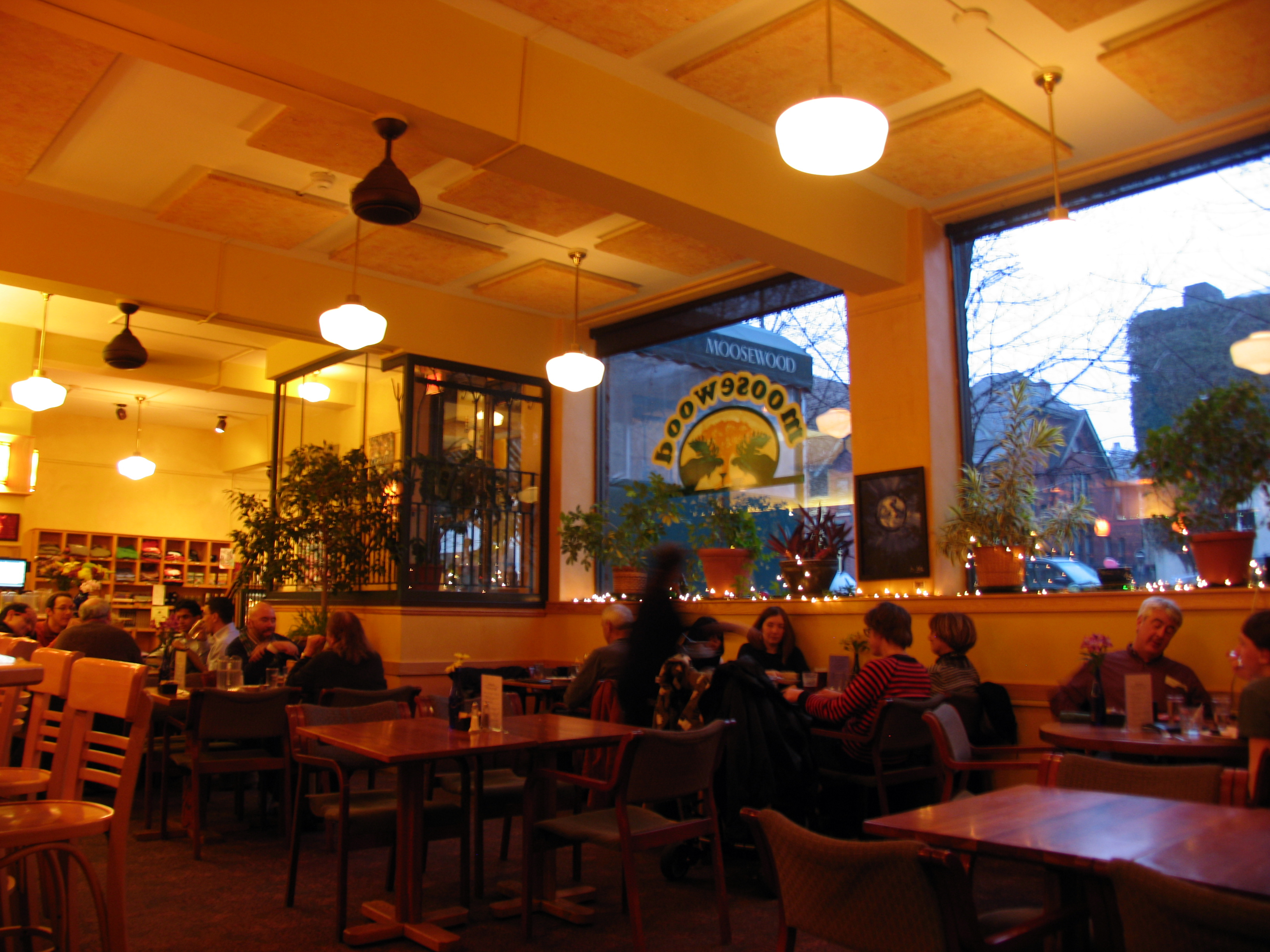Road food report moosewood is a meat glue free zone - Chow chow restaurante ...