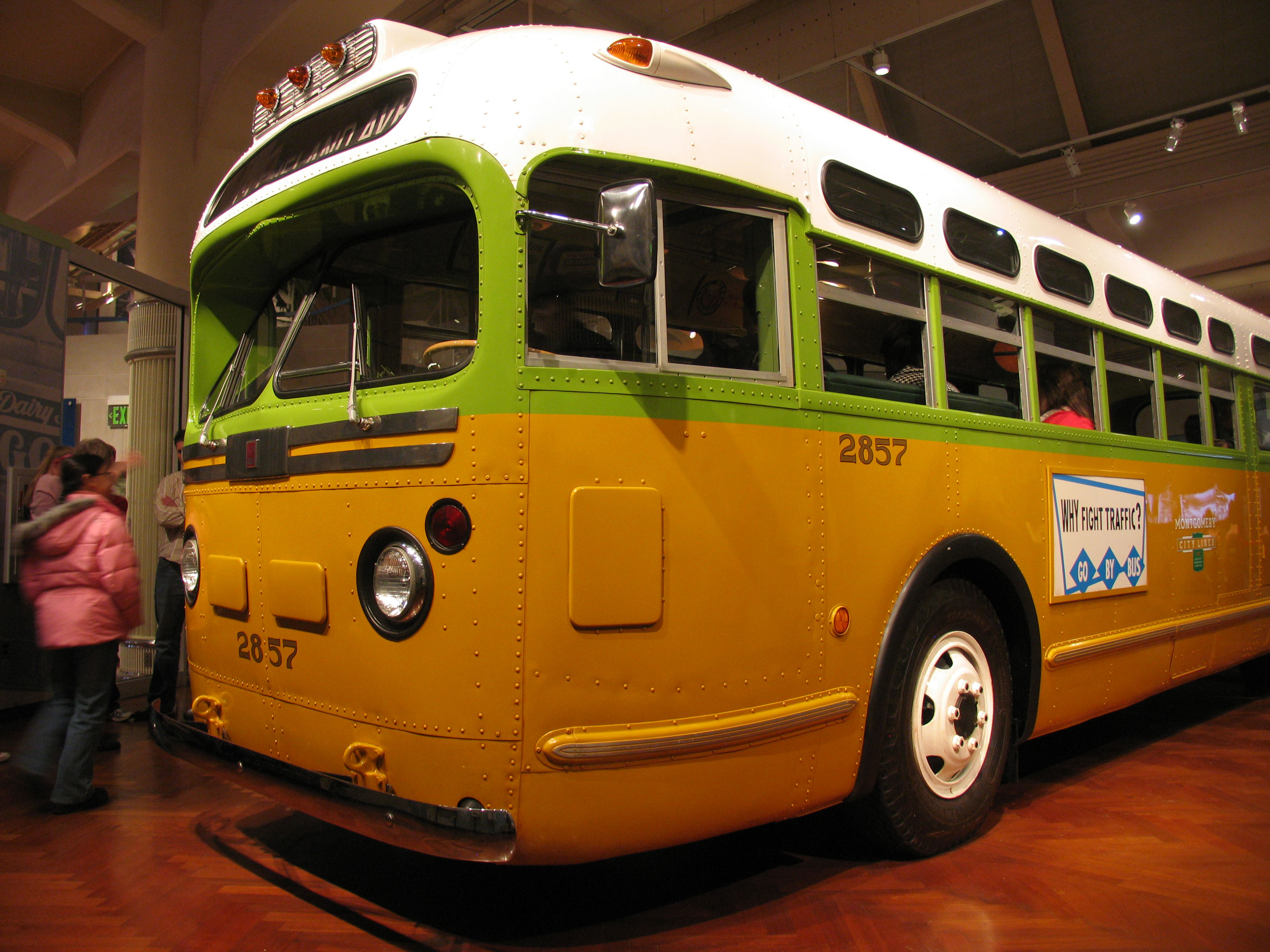 Occupy The Rosa Parks Bus Great Lakes Gazette