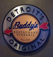 Road Food Report Buddy S Pizza Great Lakes Gazette