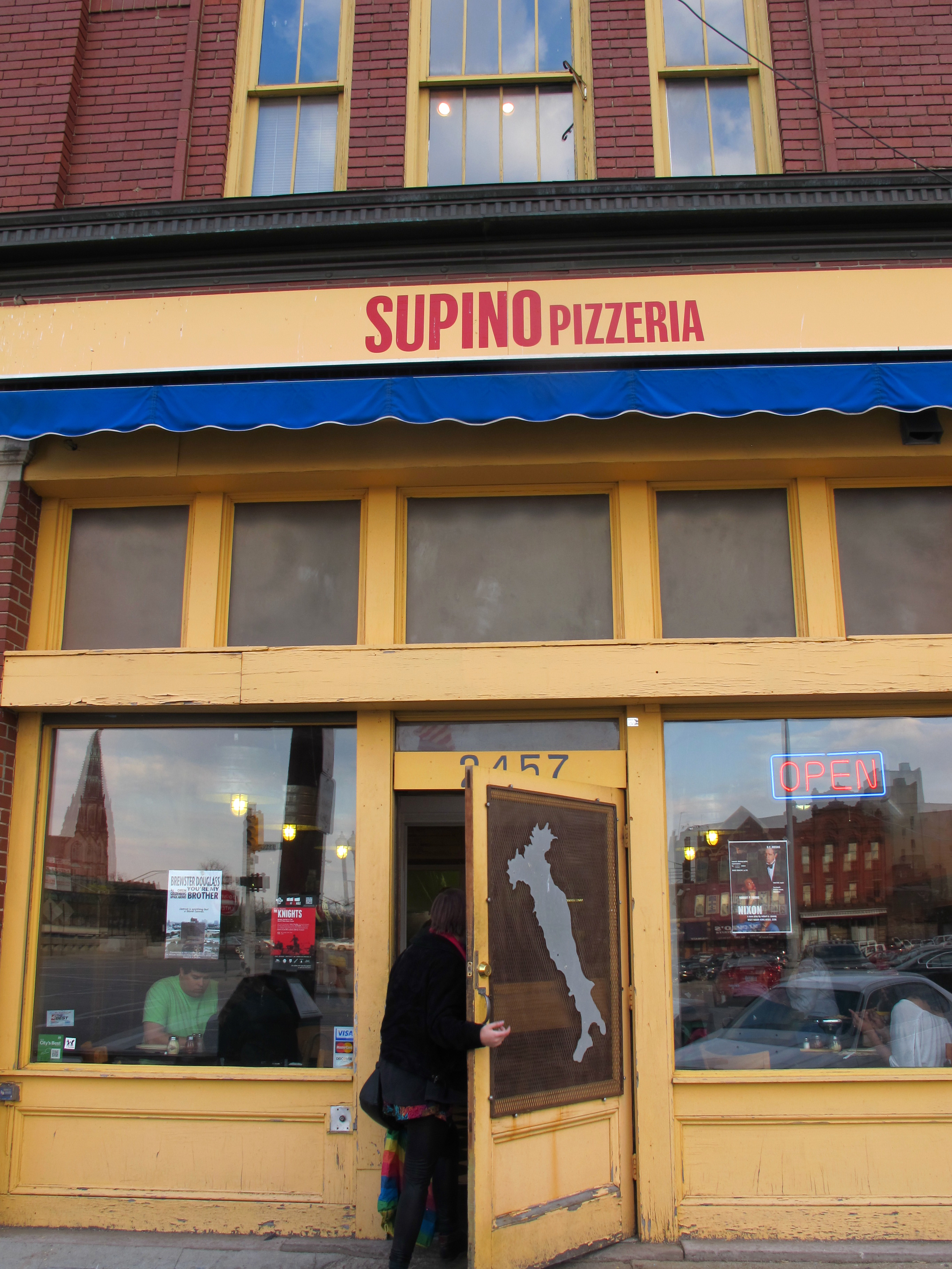 South Eastern Michigan S Premiere Kitchen: Road Food Report: Supino Pizzeria