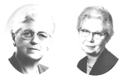 Who are these women and what was their notable contribution?