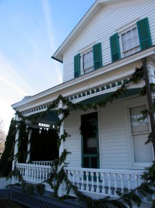 The home of the Wright Brothers is open during Holiday Nights at Greenfield Village