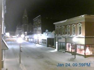 Downtown Calumet (Michigan Main Street photo)