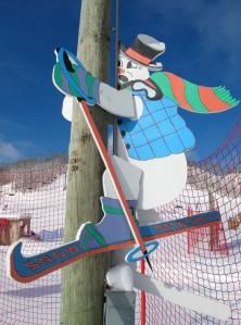 Me on skis