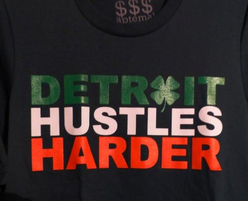 Sunday Shamrock Detroit Hustles
