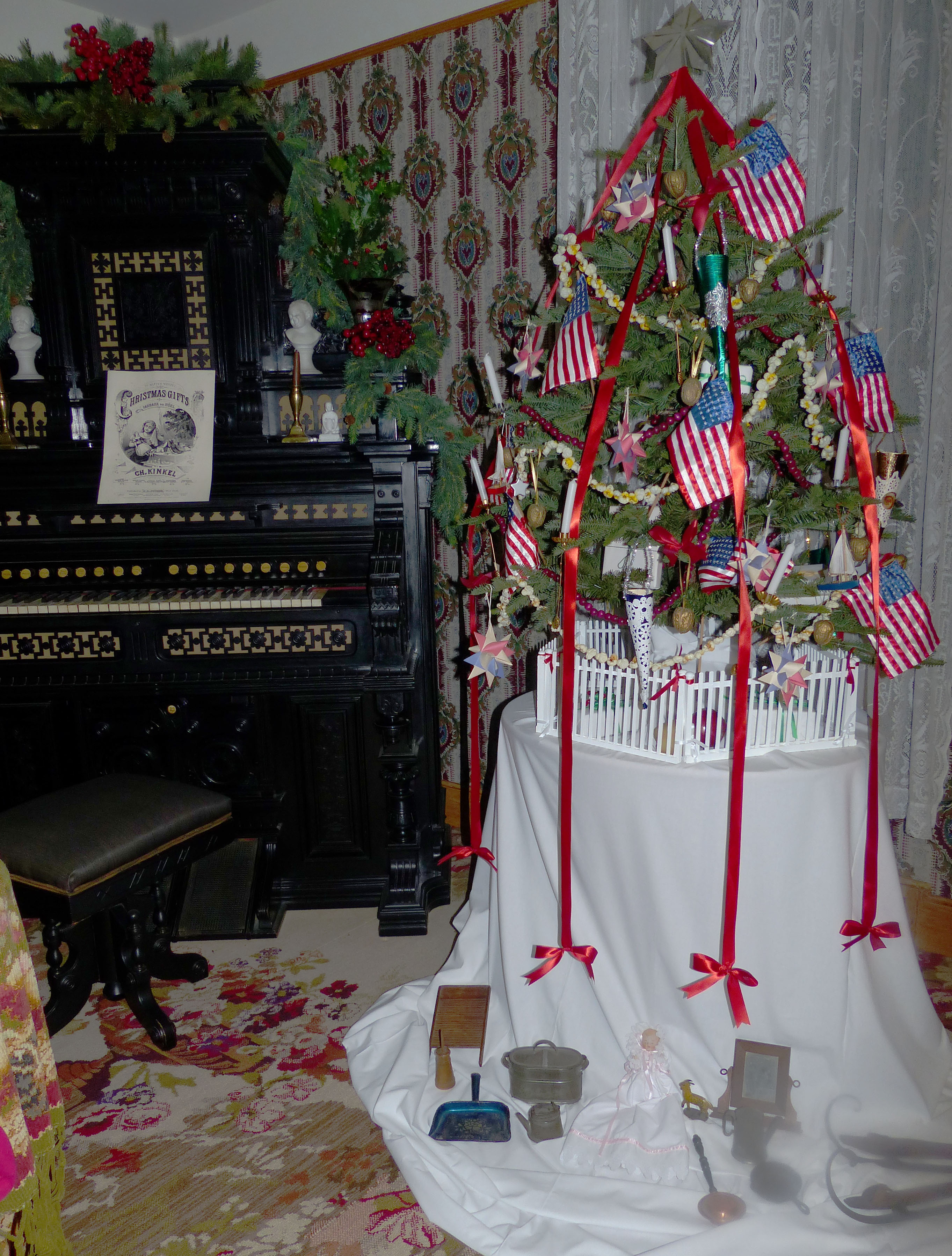 Greenfield Village Christmas.Merry Christmas Great Lakes Gazette